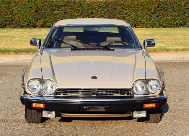 1986 Jaguar XJS V-12, California Car