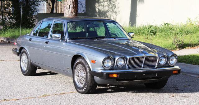 California Original 1987 Jaguar XJ6 series III, 100% Rust Free, California Car for sale: photos ...