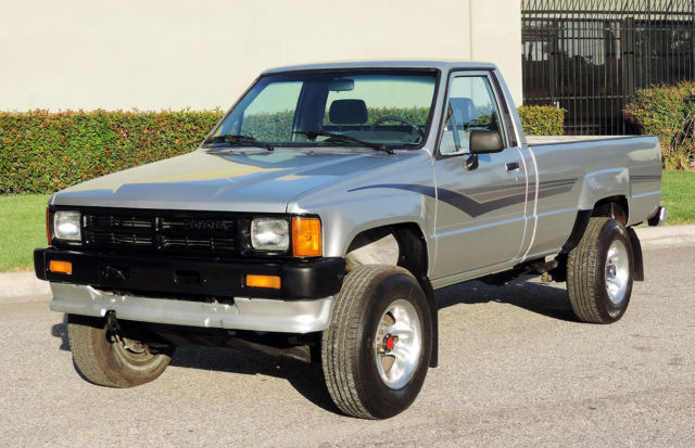 1987 Toyota Other California Pickup
