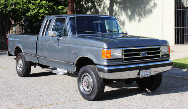 1989 Ford F-250 Pickup, California 4x4, No Reserve