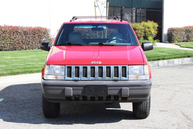1993 Jeep Grand Cherokee 4x4, Two Owner, California Original