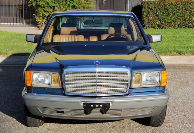 1983 Mercedes-Benz 300-Series California