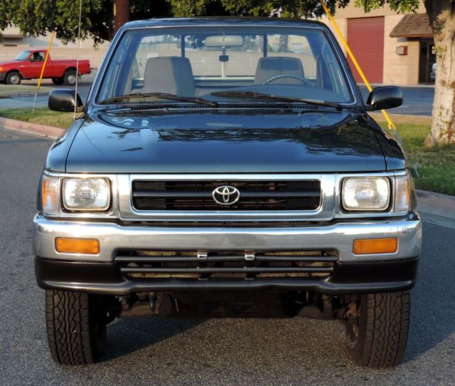 1992 Toyota Other DLX 4x4 Pickup, One Owner