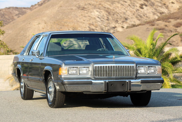 1988 Mercury Grand Marquis LS, One Owner, 42k Orig Miles
