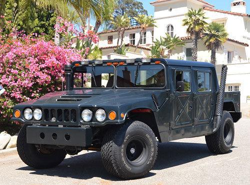 Californiaclassix Humvee Hmmwv H1 Hummer With Gm 6 2 Liter Diesel