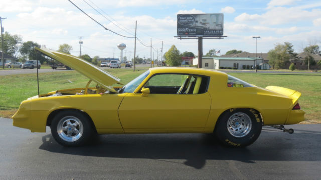 1979 Pro Street Camaros For Sale Autos Post