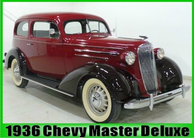 1936 Chevrolet Other COUPE
