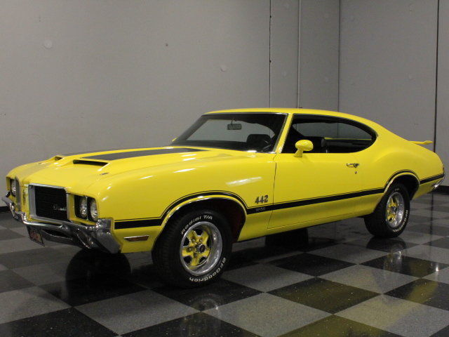 1971 Oldsmobile Cutlass 442 Tribute
