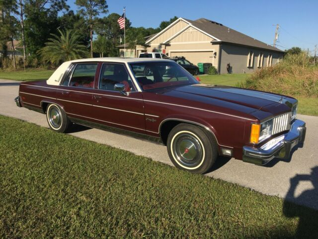 1979 Oldsmobile Ninety-Eight 4 dr