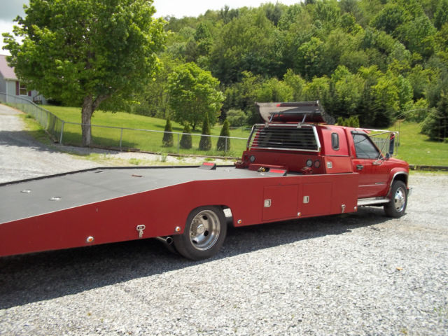 Car Hauler Towtruck Ramptruck Flatbed For Sale Photos