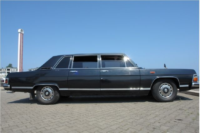 1976 Other Makes Gaz 14 Chaika Limusin