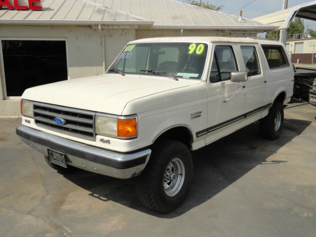 1990 Ford Other Bronco Centurion