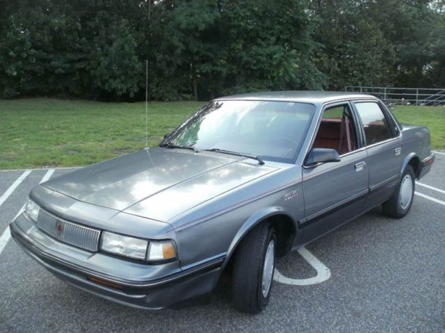 19900000 Oldsmobile Other S 4dr Sedan