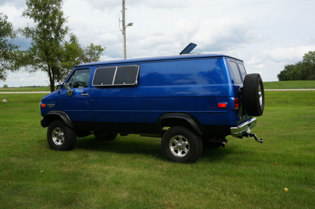 1989 Chevrolet Other G30