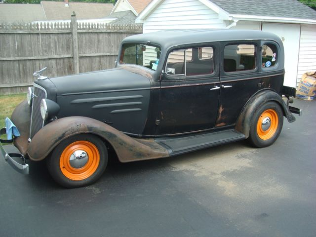 1934 Chevrolet Other four door