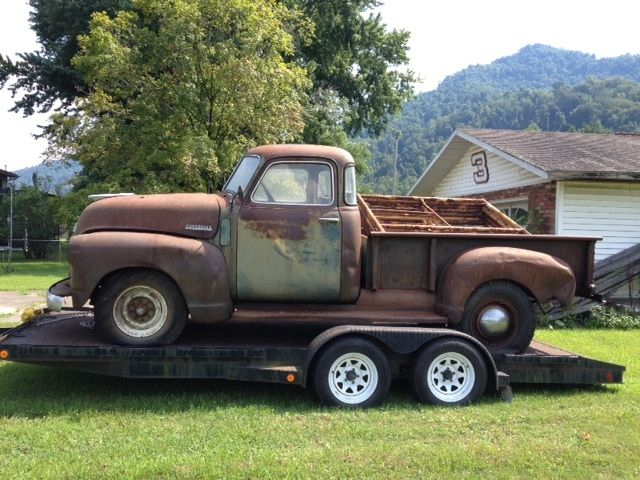 Chevrolet 1947 5 window cab 3 4 ton long wheelbase for for Long windows for sale