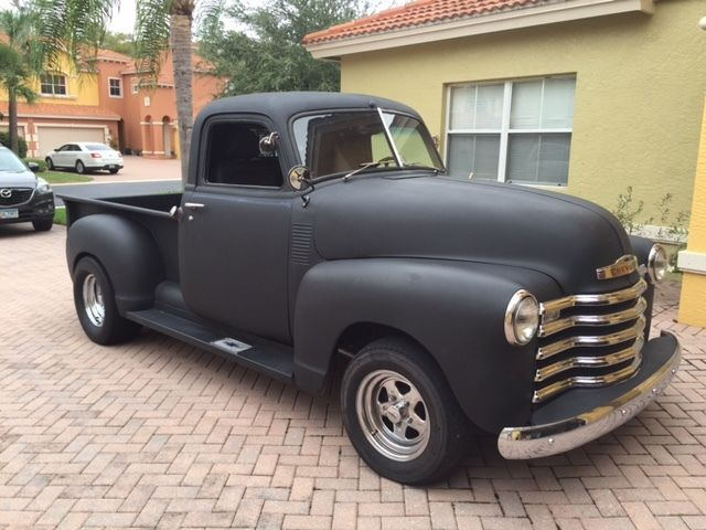 1950 Chevrolet Other Pickups !/2 Ton