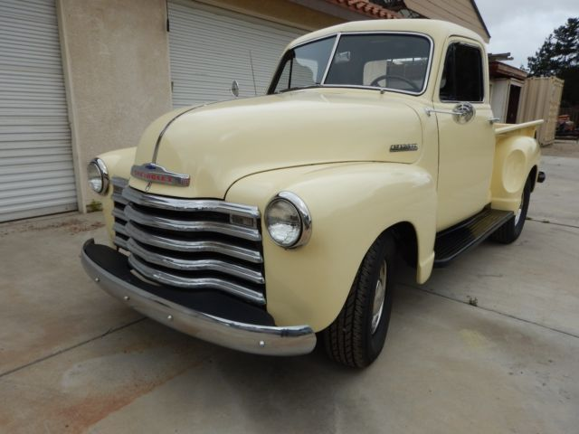 1953 Chevrolet 3100  short bed