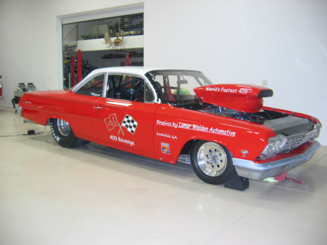 1962 Chevrolet Bel Air/150/210 Sport Coupe