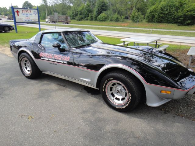1978 Chevrolet Corvette 1978 INDY 500 PACE CAR