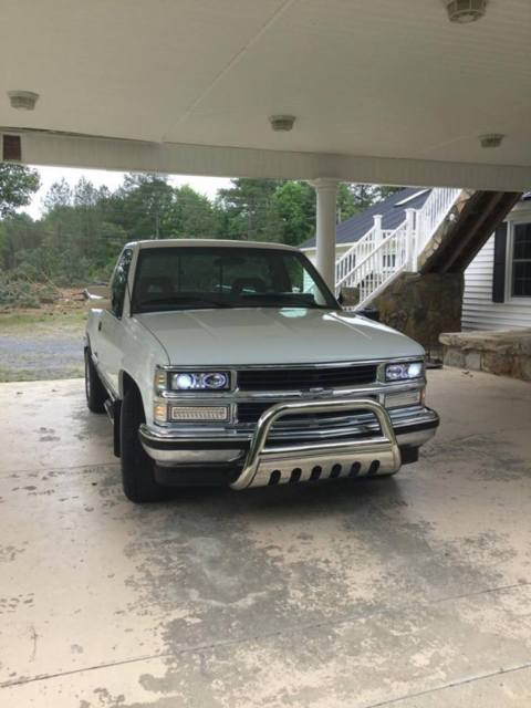 Chevrolet  1994 CK 1500 Pickup AWESOME CUSTOM SHOW TRUCK for