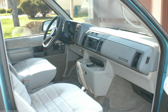 Chevrolet Astro Lt For Sale Photos Technical