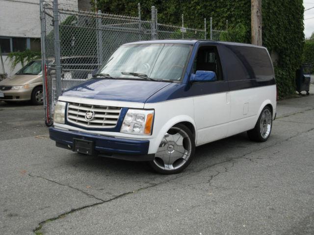 Chevrolet Astro Van Custom