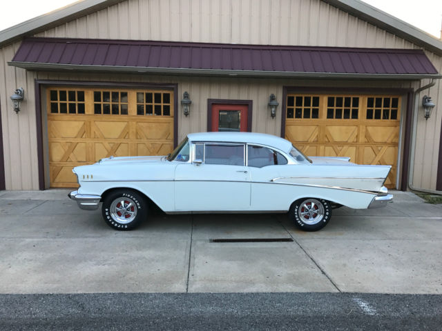 1957 Chevrolet Bel Air/150/210 Two Door