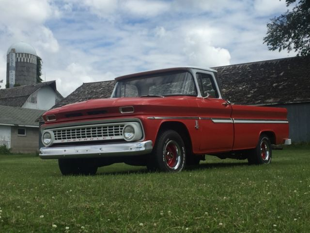 1963 Chevrolet C-10 CUSTOM CAB