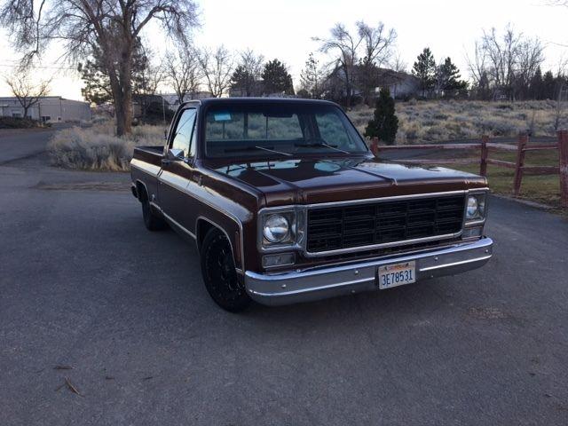Chevrolet C10, BIG 10, 454, Big Block, Short bed, SWB, Fleet