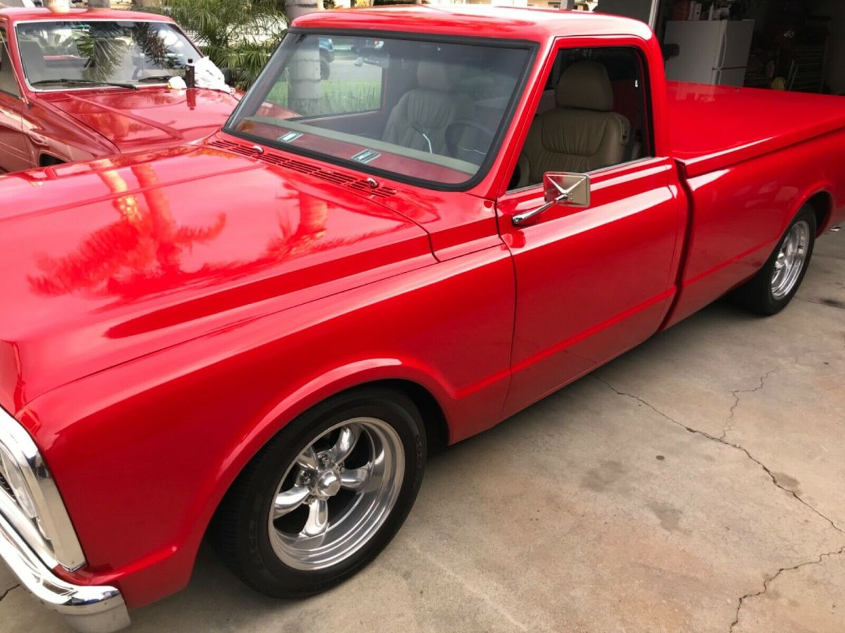 1966 Chevrolet C-10 Factory SWB.