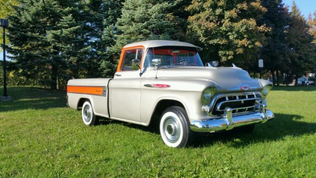 1957 Chevrolet Other Pickups 3124 CAMEO