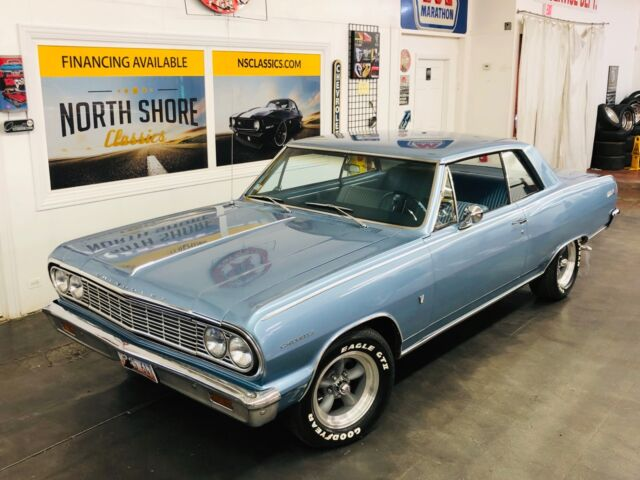 1964 Chevrolet Chevelle - MALIBU SS - NUMBERS MATCHING ENGINE - SUPER