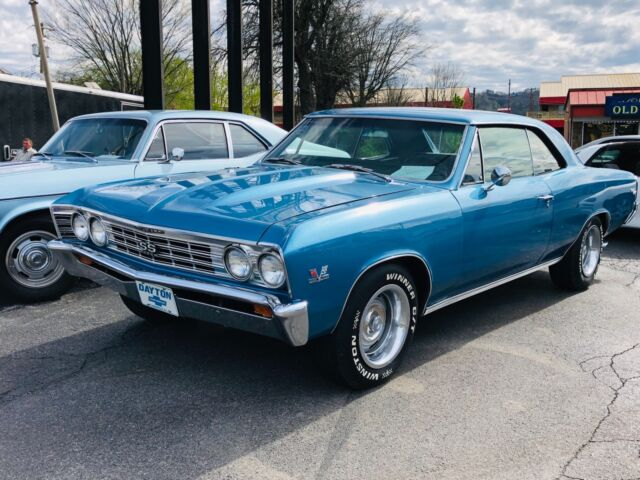 1967 Chevrolet Chevelle -SOUTHERN MUSCLE CAR 136 VIN MALIBU-SEE VIDEO