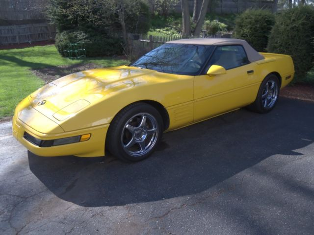 Chevrolet Corvette C4 Convertible