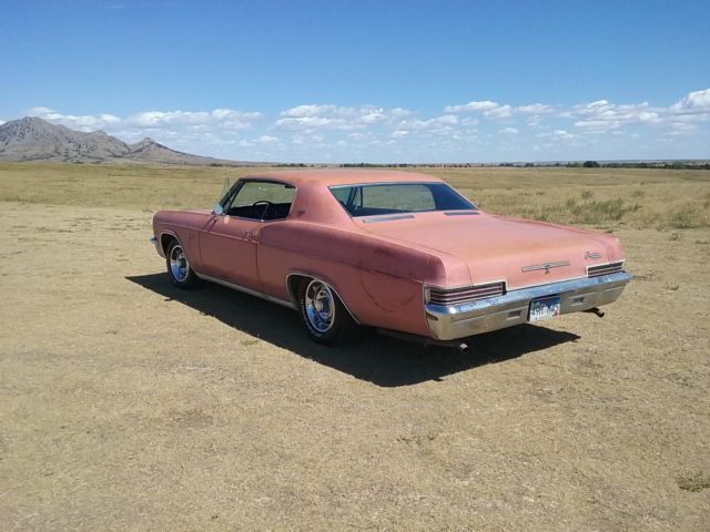1966 Patina Red Chevrolet Impala Coupe with Black interior