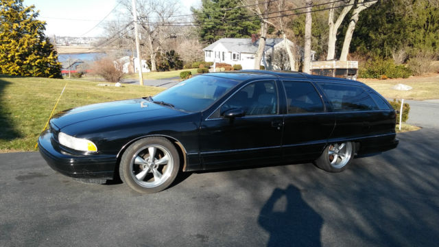 1992 Oldsmobile Custom Cruiser