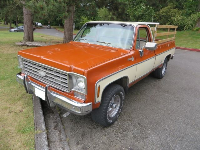 1976 Chevrolet Other Pickups K10