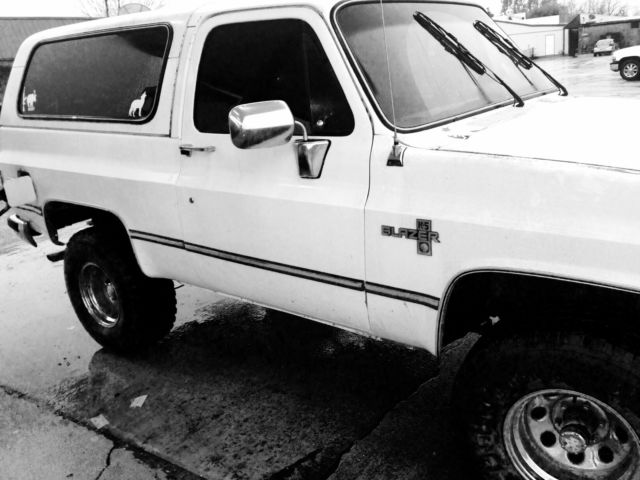 1985 Chevrolet Other Pickups