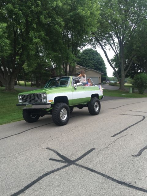 Chevrolet K5 Blazer Silverado Over 40k Invested For Sale Photos