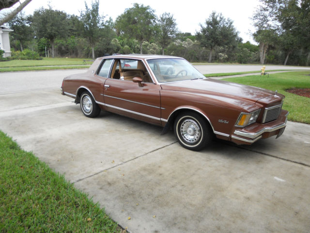 Chevrolet Monte Carlo-1978 Original Owner Classic for sale
