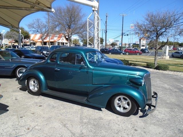 1937 Chevrolet Business Coupe Restro Mod