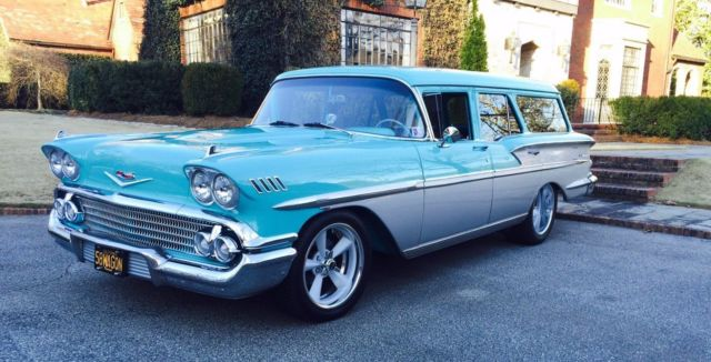 1958 Chevrolet Nomad Bel Air