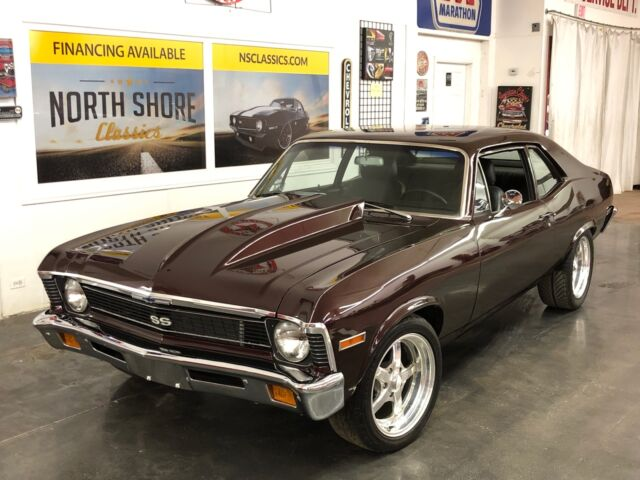 1972 Chevrolet Nova -NEW ARRIVAL-CLEAN AND SOLID CLASSIC-COME TAKE A L