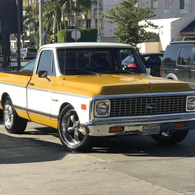 1972 Chevrolet Other Pickups -C10-SHORTBED- RESTORED CALIFORNIA BUILD -BIG BLOC