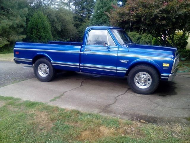 1970 Chevrolet C/K Pickup 2500 regular cab