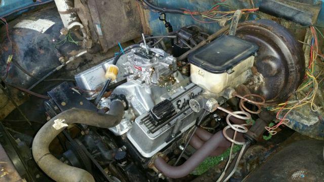 CHEVROLET PICKUP TRUCK 4X4 K20 1979 BUILT 350 for sale ...