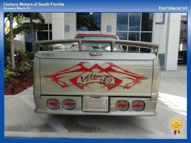Chevrolet s 10 low miles custom fast show truck fl 5 7 v8 for Century motors of south florida