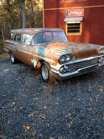 1958 Chevrolet Other 2 door Wagon