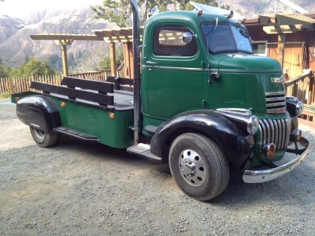 1946 Chevrolet Other Pickups COE